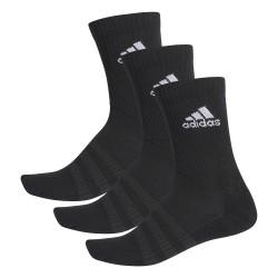 ADIDAS CUSHIONED CREW SOCKS black (3pack)