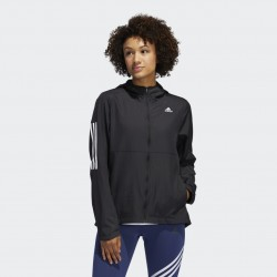 ADIDAS OWN THE RUN HOODED WIND JACKET W