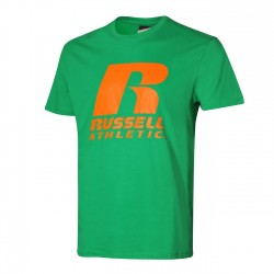 RUSSELL ATHLETIC CREWNECK T-SHIRT A9-035-1 (green) M