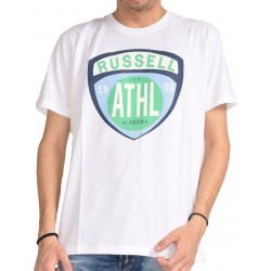 RUSSELL ATHLETIC CREWNECK T-SHIRT A9-071-1 (white) M