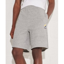 SUPERDRY SPORTSTYLE ESSENTIAL SHORTS (grey) M