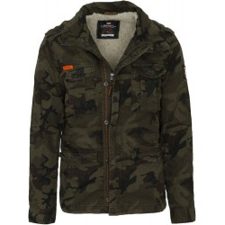 SUPERDRY CLASSIC ROOKIE MILITARY JACKET M