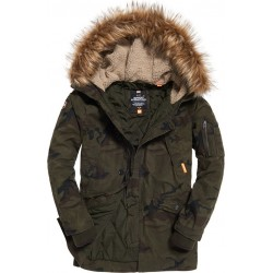 SUPERDRY ROOKIE HEAVY WEATHER PARKA M