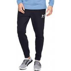 UNDER ARMOUR SPORTSTYLE TERRY JOGGERS μαύρο M