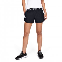 UNDER ARMOUR PLAY UP SHORTS (black) W
