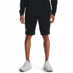 UNDER ARMOUR RIVAL TERRY SHORTS black M