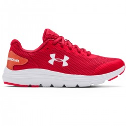 UNDER ARMOUR GS SURGE 2 (κόκκινο)